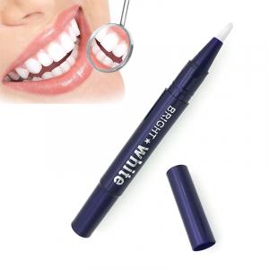 Creion pentru albirea dintilor, GMO, BrightWhite5