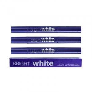 Creion pentru albirea dintilor, GMO, BrightWhite6