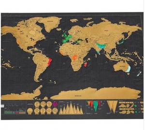 Harta razuibila a lumii, GMO, Deluxe1