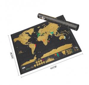 Harta razuibila a lumii, GMO, Deluxe4