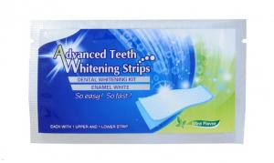 Set de benzi pentru albirea completa a dintilor, GMO, Advanced White [0]