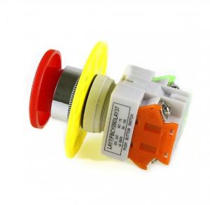 Intrerupator pentru oprirea de urgenta, GMO, LBCY090, cu buton de apasare3