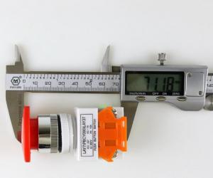 Intrerupator pentru oprirea de urgenta, GMO, LBCY090, cu buton de apasare4