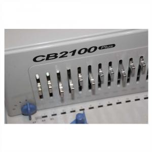 Aparat pentru indosariat cu inele din plastic, GMO, CB2100+3