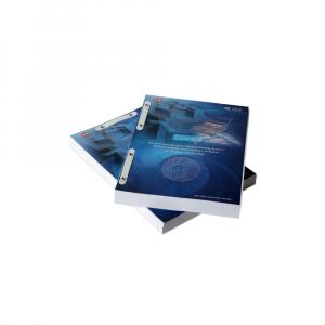 Echipament profesional pentru arhivare documente cu nituri din metal, GMO, DUO-N354