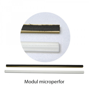 Aparat multifunctional pentru biguire simpla, dubla si microperforare, GMO, SM-4606