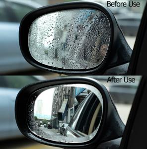 Set folie protectoare auto de oglinda, impotriva apei, GMO, Film Protect5