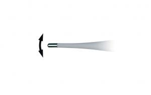 Termometru digital cu varf flexibil, GMO Temp Flex, rosu1
