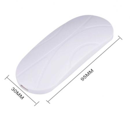 Lampa UV cu 3 LED-uri pentru unghii cu gel, Mini-Simply2