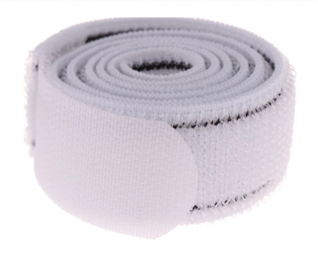 Banda fixare cu arici si adeziv, GMO, Velcro Duo, 20 mm, 60 cm [4]