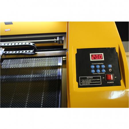 Echipament pentru gravare cu laser, DW-6040 [1]