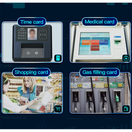 Inel Smart NFC R46