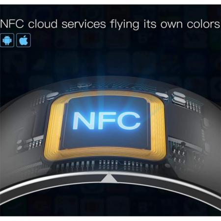 Inel Smart NFC R48