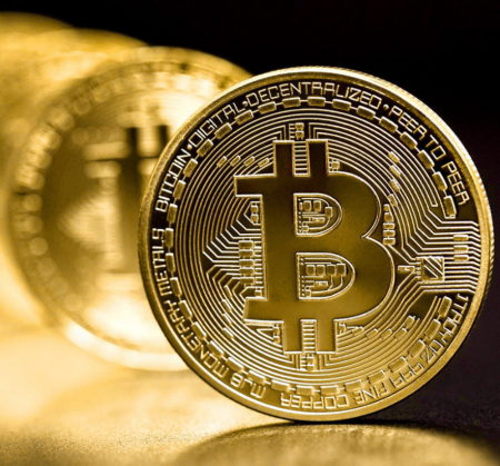 Moneda crypto pentru colectionari, GMO, Bitcoin [6]