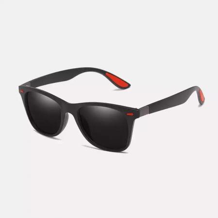 Ochelari de soare cu lentile polarizate, ADM, Darklenses, negri [1]