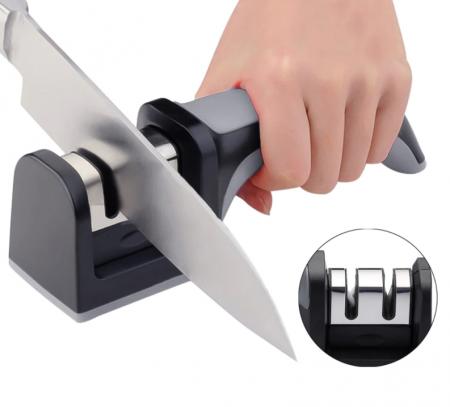 Dispozitiv de ascutit cutite, GMO, Perfect Knife, cu doua fante [1]