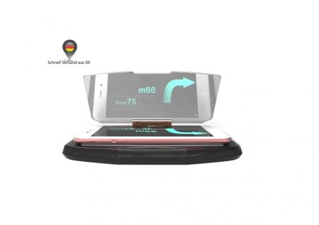 Suport auto pentru telefon de tip Head Up Display, GMO3
