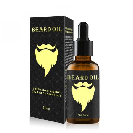 Ulei pentru ingrijire barba, ADM, Beard Oil, 30 ml [0]