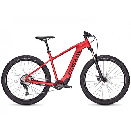 Bicicleta electrica Focus Whistler2 6.9 9G 29 red 2019 - 440mm (M) [0]