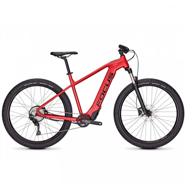 Bicicleta electrica Focus Whistler2 6.9 9G 29 red 2019 - 480mm (L) 0