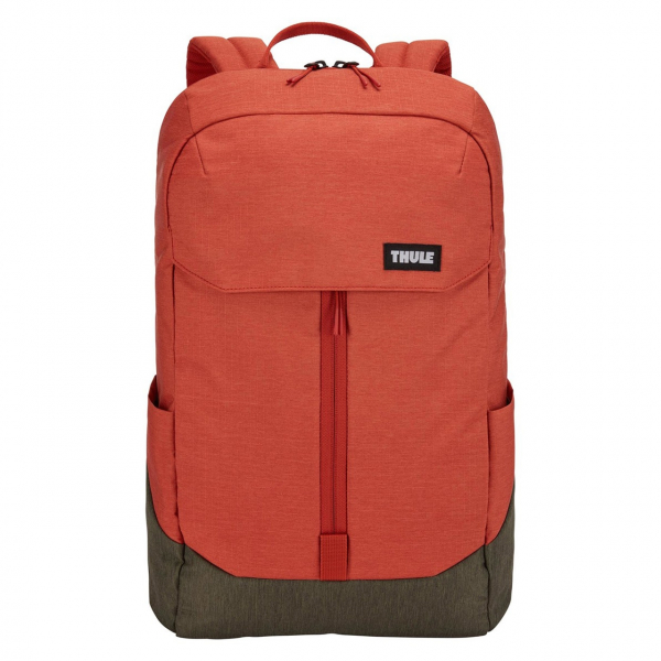 Rucsac Urban Thule LITHOS Backpack 20L Rooibos Forest Night 0