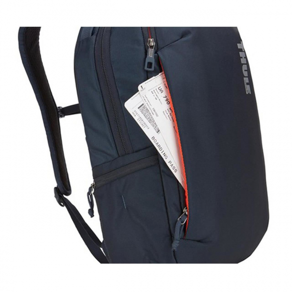 Rucsac Urban Thule Subterra Backpack 23L Mineral, Compartiment Laptop 2
