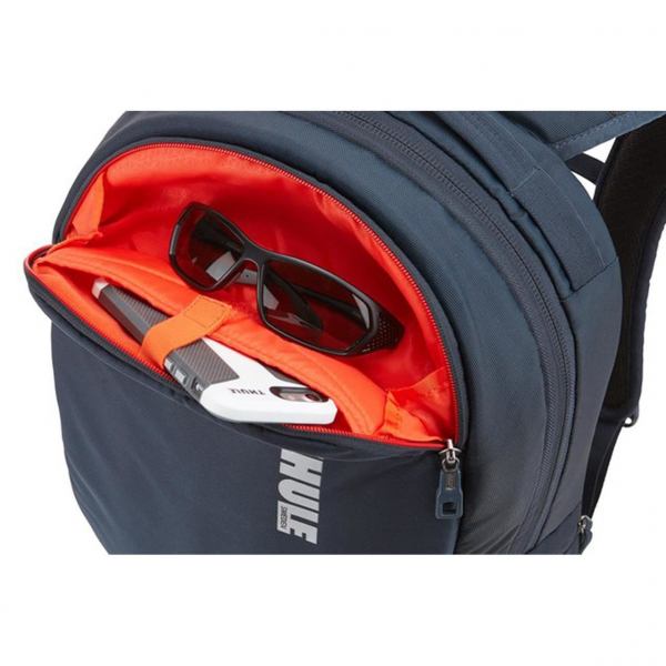 Rucsac Urban Thule Subterra Backpack 23L Mineral, Compartiment Laptop 7