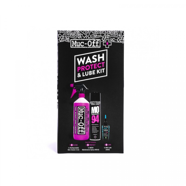 Muc-Off Wash Protect and Lube Kit 1