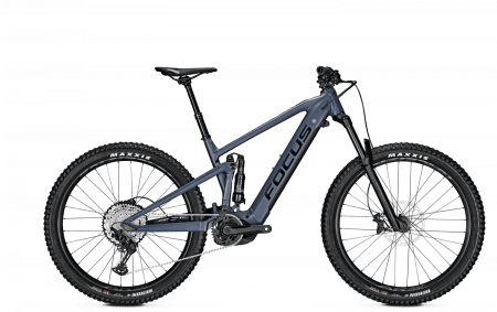 Bicicleta electrica Focus Jam 2 6.7 Plus 27.5 Stone Blue 20200
