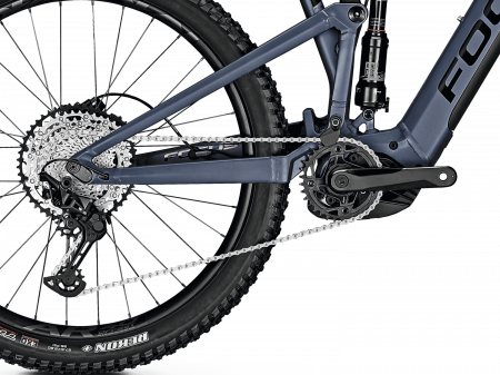Bicicleta electrica Focus Jam 2 6.7 Plus 27.5 Stone Blue 20201