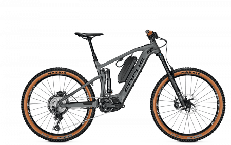 Bicicleta electrica Focus Sam 2 6.8 27.5 Slate Grey 20201