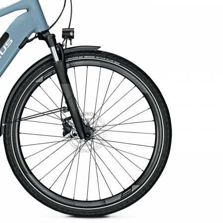 Bicicleta electrica Focus Planet 2 5.9 DI 28 Heritage Blue 20202