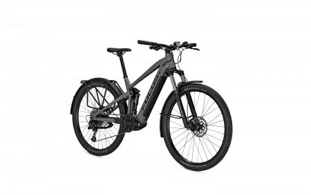 Bicicleta electrica Focus Thron 2 6.7 EQP 29 Slate Grey 20201