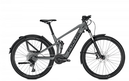 Bicicleta electrica Focus Thron 2 6.7 EQP 29 Slate Grey 20200