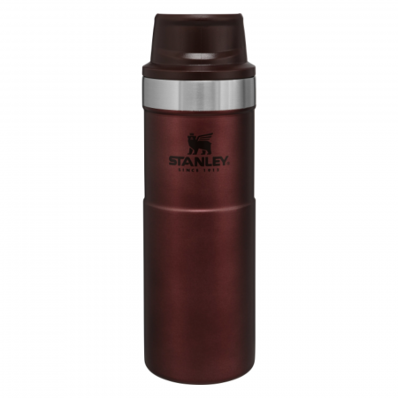 Cană Travel THE TRIGGER- ACTION 0.47L | 16 OZ Wine0
