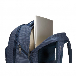 Rucsac Urban Thule Crossover 2 Backpack 30L Dress Blue, Compartiment Laptop4