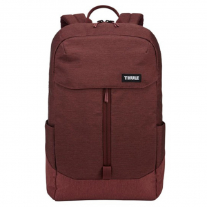 Rucsac Urban Thule LITHOS Backpack 20L Dark Burgundy, Compartiment Laptop0