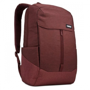Rucsac Urban Thule LITHOS Backpack 20L Dark Burgundy, Compartiment Laptop1
