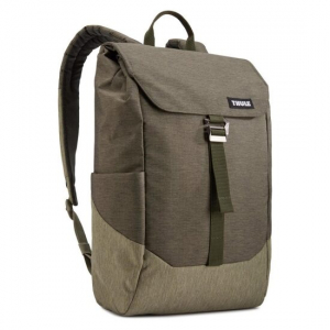 Rucsac Urban Thule LITHOS Backpack 16L Forest Night/Lichen, Compartiment Laptop1