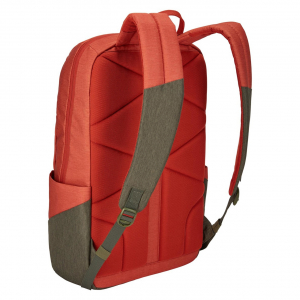Rucsac Urban Thule LITHOS Backpack 20L Rooibos/Forest Night, Compartiment Laptop2