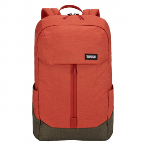 Rucsac Urban Thule LITHOS Backpack 20L Rooibos/Forest Night, Compartiment Laptop0