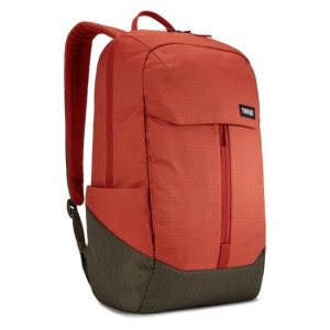 Rucsac Urban Thule LITHOS Backpack 20L Rooibos/Forest Night, Compartiment Laptop1