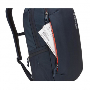 Rucsac Urban Thule Subterra Backpack 23L Mineral, Compartiment Laptop2