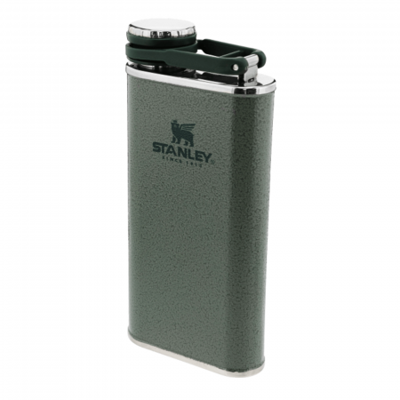 THE EASY FILL WIDE MOUTH FLASK 0.23L | 8 OZ Hammertone Green1