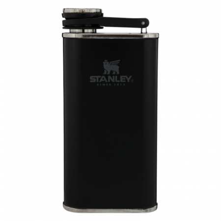 THE EASY FILL WIDE MOUTH FLASK 0.23L | 8 OZ Matte Black1
