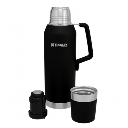 THE UNBREAKABLE THERMAL BOTTLE 1.3 L | 1.4 QT | Foundry Black1