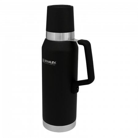 THE UNBREAKABLE THERMAL BOTTLE 1.3 L | 1.4 QT | Foundry Black0