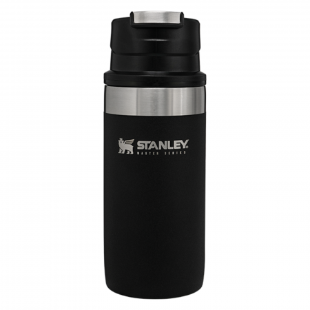 The Unbreakable Trigger-Action Mug 0.35L | 12 OZ Foundry Black0