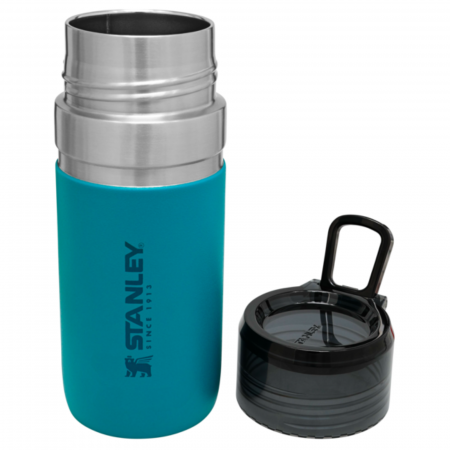 The Vacuum Insulated Water Bottle 0.47L | 16OZ |Lake Blue1