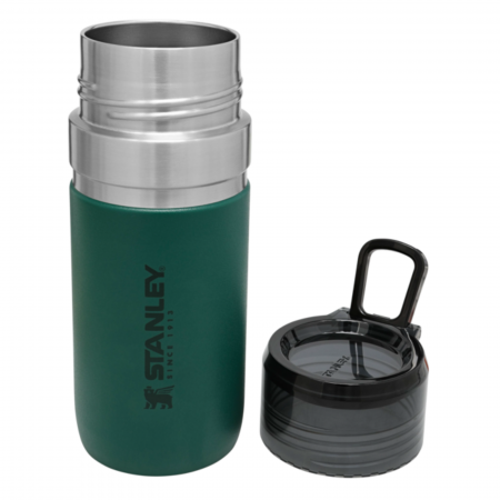 The Vacuum Insulated Water Bottle 0.47L | 16OZ |Moss Green1